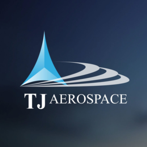 TJ Aerospace Logo Sticker