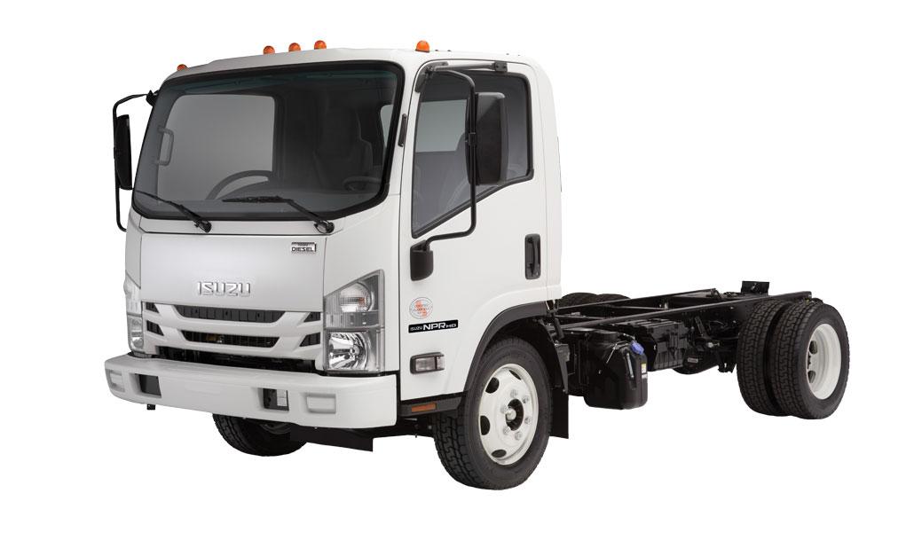 TJ Aerospace Adds A New Truck To Its Fleet